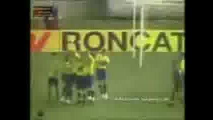 Ronaldinho Free Kicks