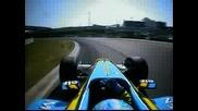 Формула 1 - Алонсо Гп Унгария 2003