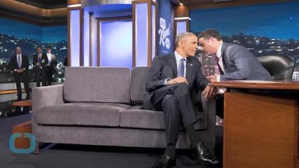 President Obama Reads Mean Tweets on Jimmy Kimmel Live!,
