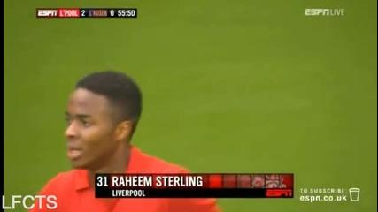 Raheem Sterling 2012/2013 Hd