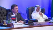 Kuwait: Output cut 'agreement is working' - Novak at OPEC meeting