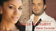 Джемиле и Бранди - Mare Caracter/ Bani bani ( Оfficial Song) Hd 2011