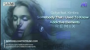 (2012) Ремикс Gotye feat. Kimbra - Somebody That I Used To Know