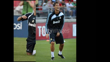 Cristiano Ronaldo 9 - Real Madrid