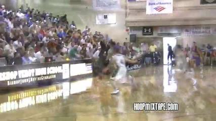 Невероятни изпълнения на баскет