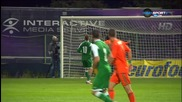 вратарски гаф донесе гол на Пирин срещу Литекс