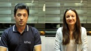 #азсъмплюседин с Кирил Митов и Лилия Харизанова
