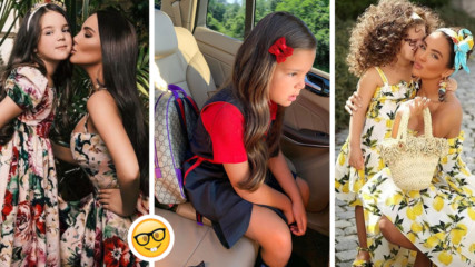 Дъщеричката на Николета Лозанова е вече ученичка! Какво дете е Никол?