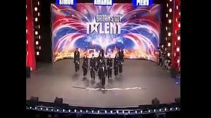 Уникавни танциори - Великобритания търси талант