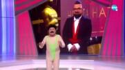 Треска за Оскари в Забраненото шоу на Рачков (25.04.2021)