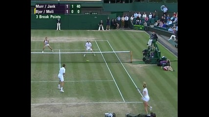 Wimbledon 2007 - mixed doubles final