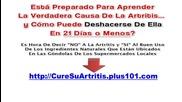 Como Se Cura La Artritis