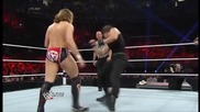Shield vs Bryan, Cena and Sheamus