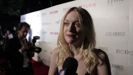 'Franny' Star Dakota Fanning Says She Loved Pretending to be Pregnant