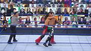 Shinsuke Nakamura vs. Apollo Crews: SmackDown, Feb. 26, 2021