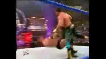Jbl vs. Eddie Guerrero vs. Booker T vs. The Undertaker Part1