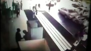 Lamborghini Gallardo не успя да паркира