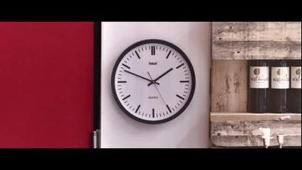 Marteria, Yasha & Miss Platnum - Lila Wolken [ Официално видео ] 2012
