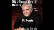 Dj Tonis Remix-otan Se Thimamai Klaiw ft. Pasxalis Terzis - www.uget.in
