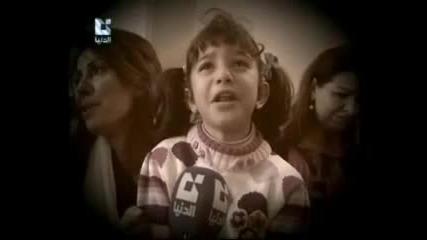 Видео на Батул Сирийското Ангелче където разплака и камъка