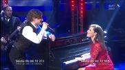 Евровизия 2012 - Швеция | Andreas Johnson - Lovelight [претендент]