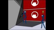 Counter - Strike - CS Assault / Анимация