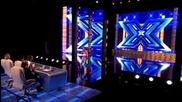 Кристина Дончева - X Factor (25.09.2014)