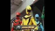 Power Rangers Mystic Force - Снимки