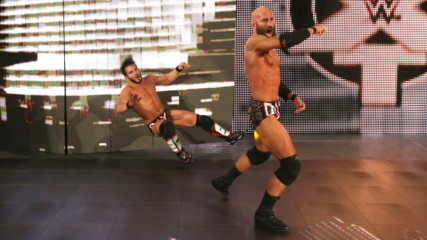 Tommaso Ciampa stuns the NXT Universe with heartless betrayal of Johnny Gargano: NXT TakeOver: Chicago (WWE Network Exclusive)