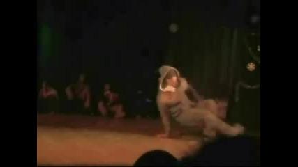 Snowboard + Break Dance самоков