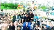 Street Fitness в Русия Нечовешки машини