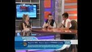 Николета Лозанова:знам кой е пуснал слуха!!станция 06.03.2010