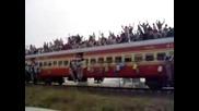 - Това Е Влак В Индия