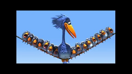 Pixar Animations ™ Птици - [ For The Birds ] -
