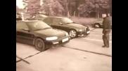 Honda Crx vs Bmw E36 328