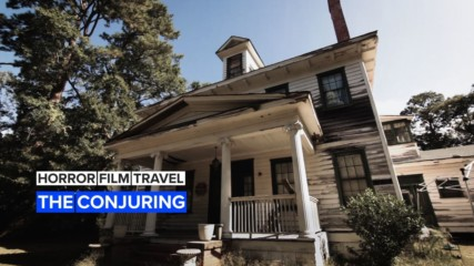 Horror Film Travel: Visit 'The Conjuring' filming house