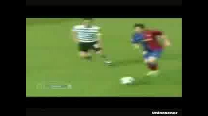 Lionel Messi Dribbles and Skills