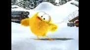Коледното Пиле Пее
