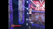 - Неизлъчвано X Factor - песента Майкъл Джексън