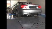 Bmw M3 V8 на Dyno тест