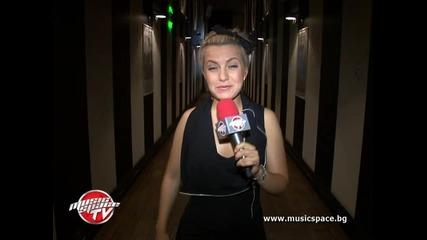 Поли Генова: На Евро 2012 подкрепям Украйна, Шевченко ми е любимец