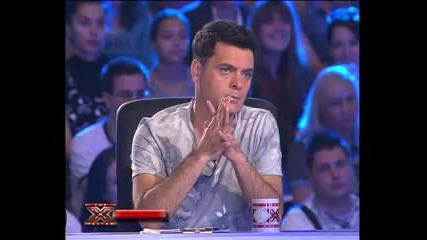 Нежност и красота от Елица Михайлова в X Factor Bulgaria