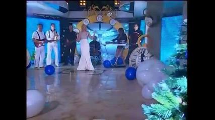 Milica Todorovic - Moje zlato - Novogodisnja DMSAT zurka - (TvDmSat 2015)