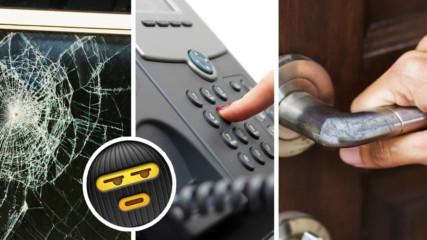 Дали ви следят крадци? 10 сигурни знака, че домът ви е наблюдаван!