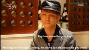 [енг субс] Шоуто на Shinee '' Прекрасен ден '' еп.1 част.4