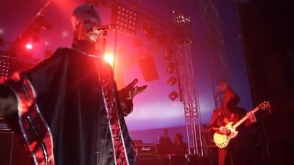 Ghost (live At Hellfest) Intro+con Clavi Con Dio+elizabeth