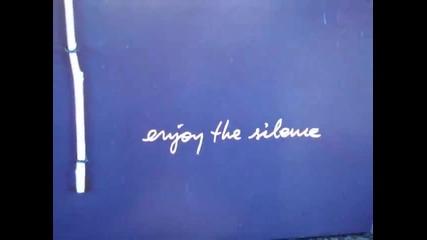 Depeche Mode - Enjoy The Silence грамофонна плоча 1990