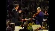 Oscar Shumsky - Brahms Violin Concerto - part. 3 of 5