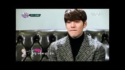 [+ Бг Превод] G Dragon & Kim Woo Bin разговарят по телефона