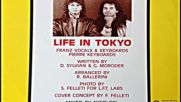 pierre & franz--life in tokyo 1989 cover